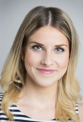 Portraitshooting junge Frau